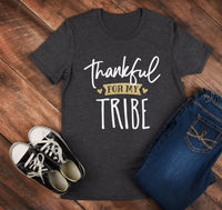Thankful for My Tribe SVG cut file