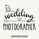 Wedding cut file