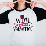 Valentine Shirt Iron on transfer design