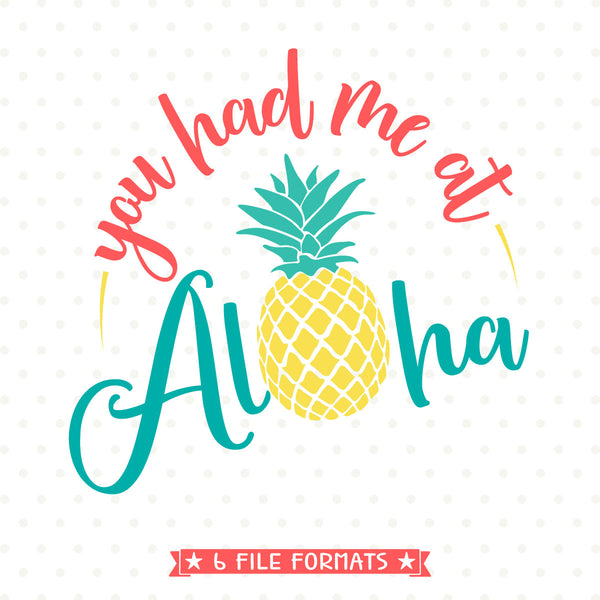 Pineapple SVG