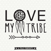 My Tribe cut file