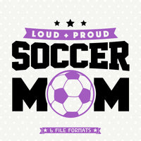 Soccer Mom Shirt iron on file