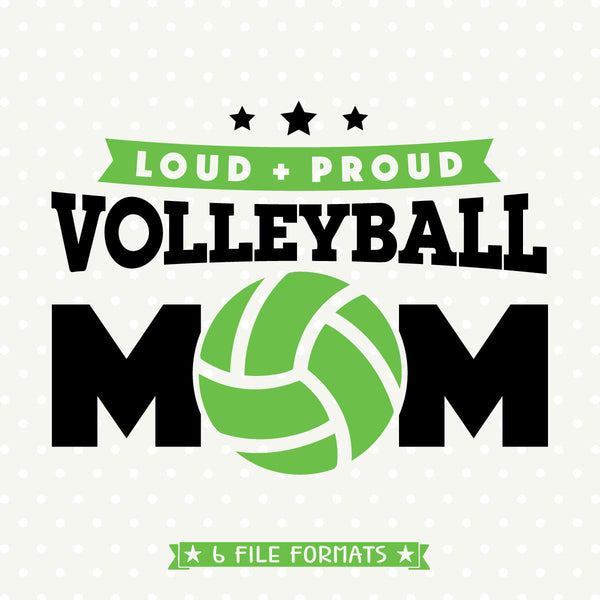 Volleyball Mom shirt Iron on file