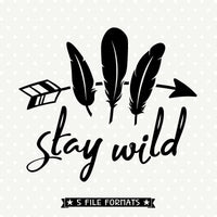 Stay Wild digital download