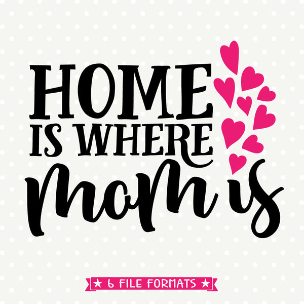 Mothers Day Gift SVG file