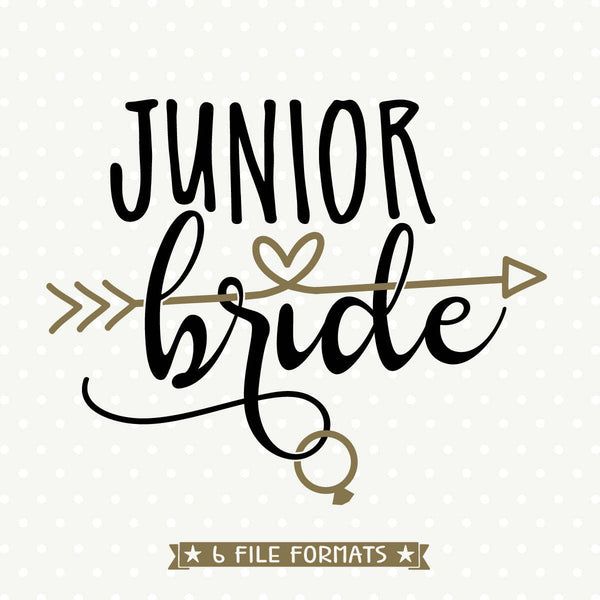 Bridesmaid gift SVG file