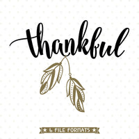 Thanksgiving Decor svg design
