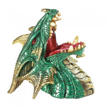 Green Dragon Bottle Holder - Dan's Market Shop