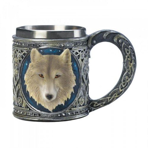 Timber Wolf Mug - Dan's Market Shop