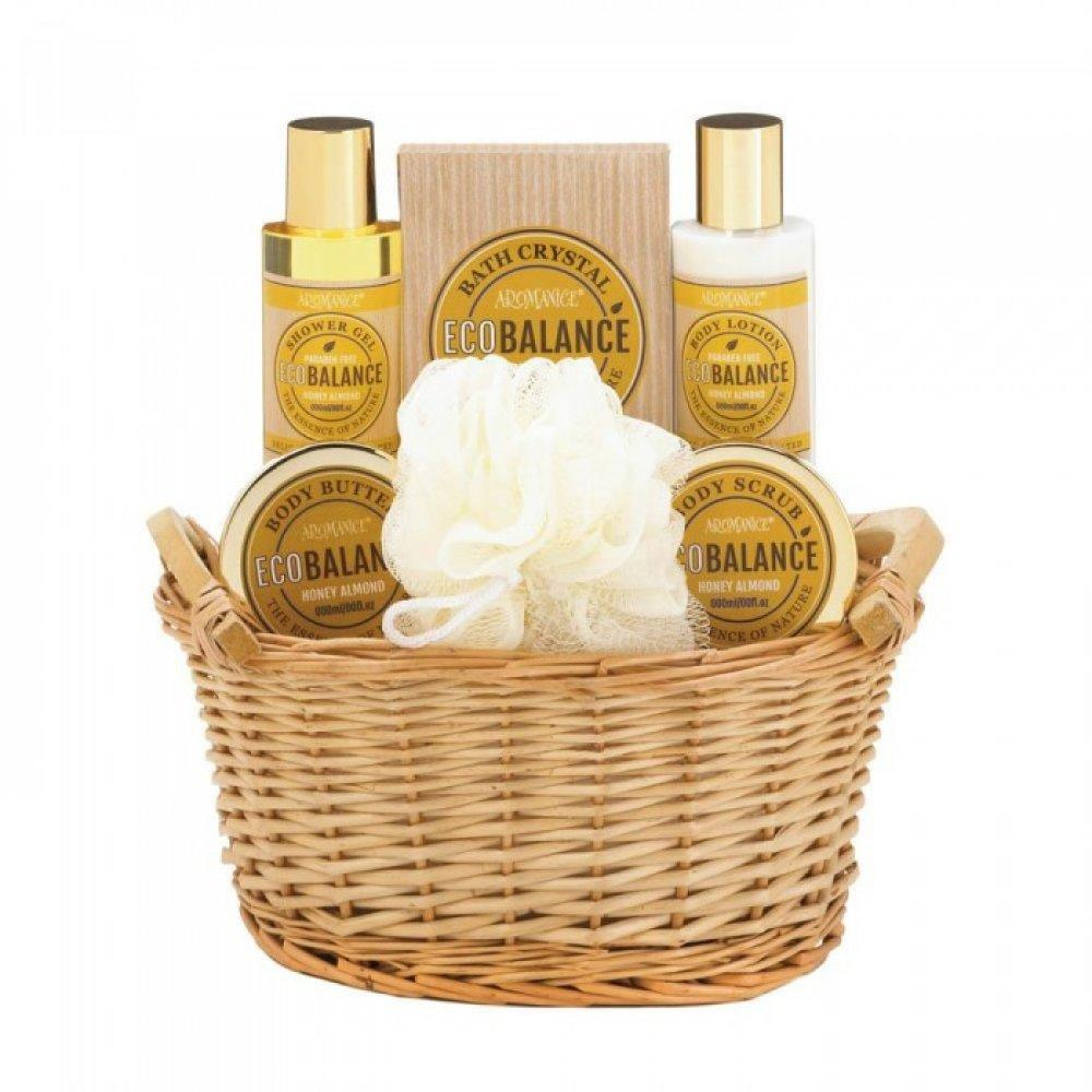 Honey Almond Spa Set - Dan's Market Shop