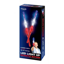 Patriotic Light Up Batons - Dan's Market Shop