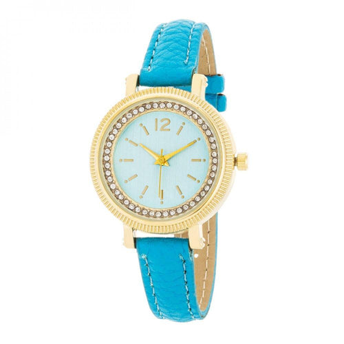 Georgia Gold Crystal Watch - Dan's Market Shop