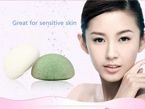 The Konjac Facial Sponge - Dan's Market Shop