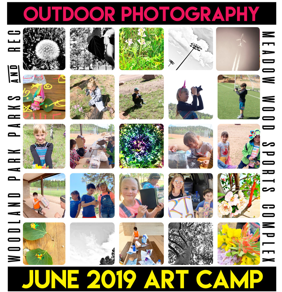 June's Outdoor Photography Camp Pics