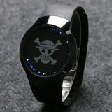 [LIMITED] Anime One Piece Touch Screen LED Sport Watch!!