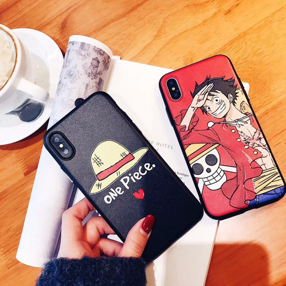 3D Iphone Cases - One Piece