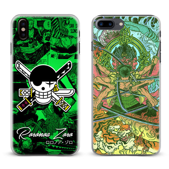 [New] One Piece Zoro Roronoa Phone Case