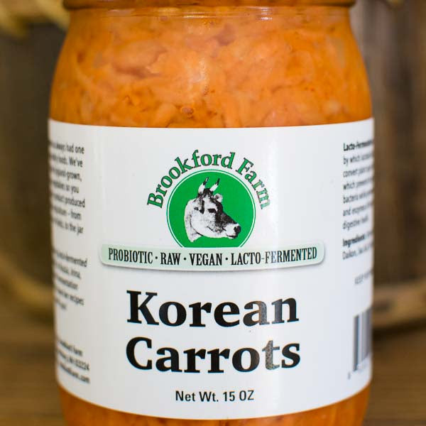Korean Carrots