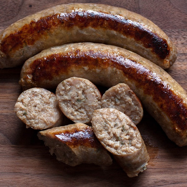 Parsley and Scallion Fresh Sausage