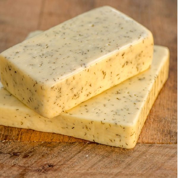 Organic Havarti Cheese with Dill