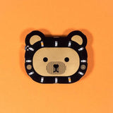 Bearables Bear LED Badge