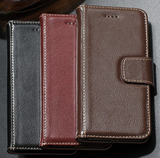 Quintessential Leather Wallet Case