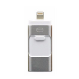 iPhone Memory Extender (3-in-1 USB drive for iPhone)