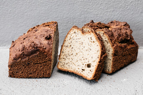 Teff + Almond Loaf - wheat free