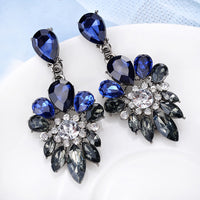 Vintage Hollow Retro Hohles Metall Bead Long Earring Women Jewelry Earring - Goodies Online Store