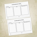 Daycare Child Report Printable Form (editable)