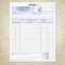 Invoice Form Printable (personalized) #1