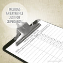Realtor's Sign In Sheet Printable (editable)