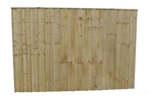 Fence Panels-Closeboard