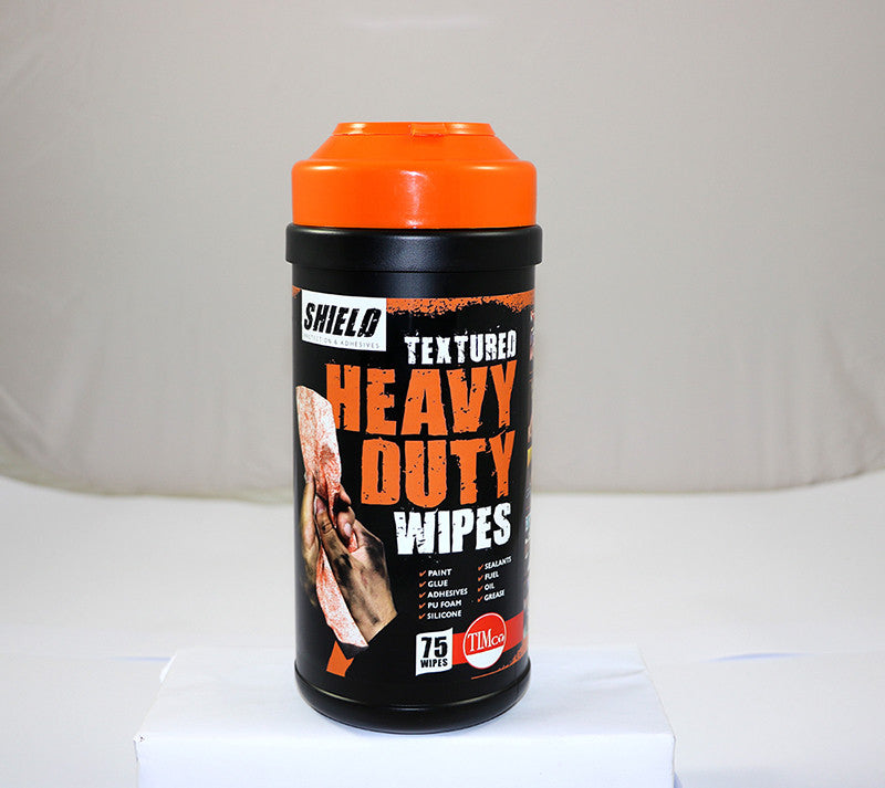 Shield Heavy Duty Builders Wipes