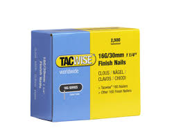 Tacwise 16/18 Gauge Straight Finish Nails