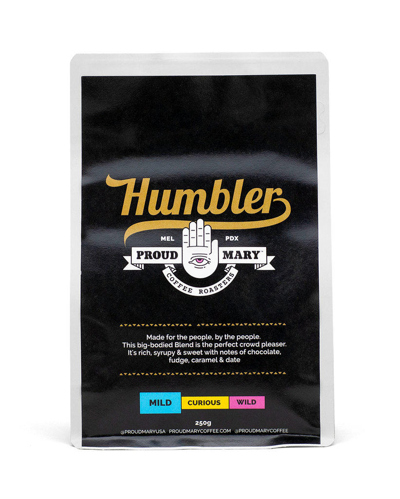 Coffee Add On: Humbler