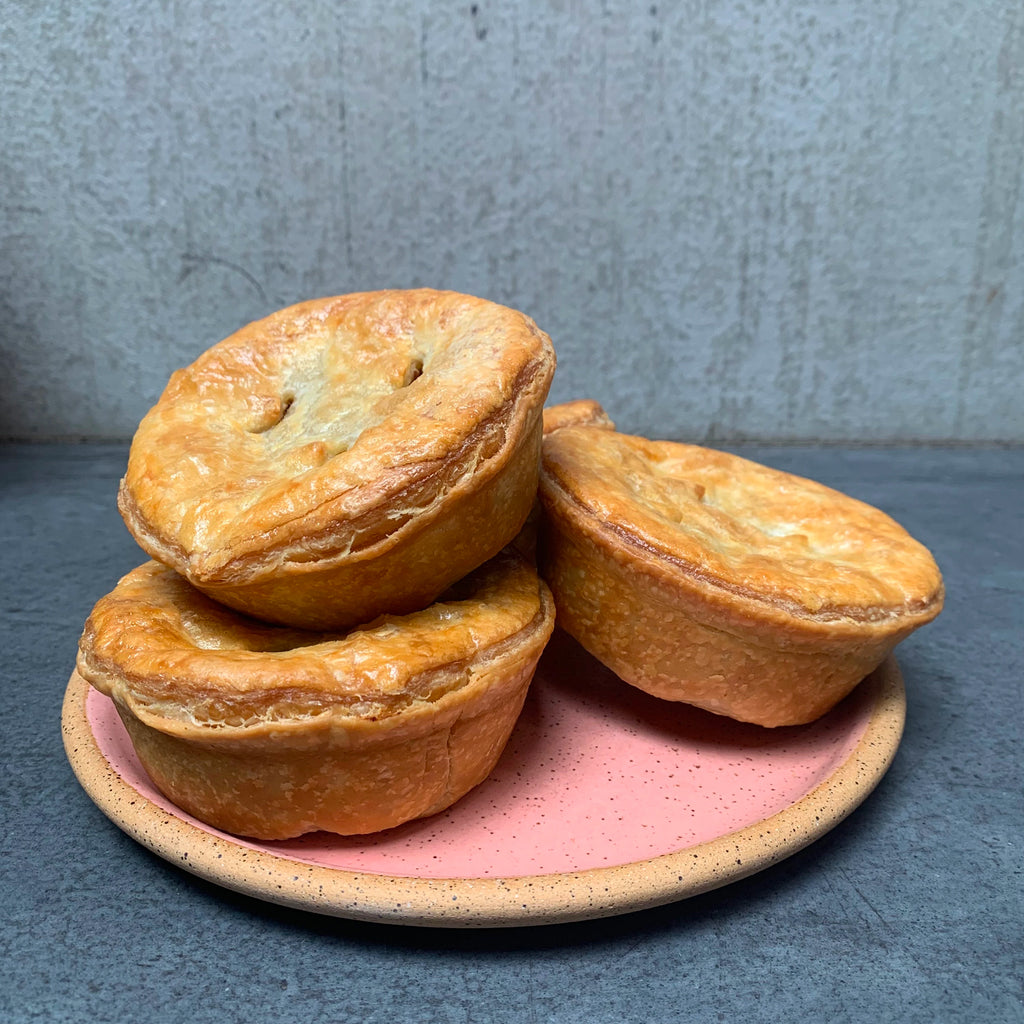 Chunky Beef and Veg Pies (2ea)