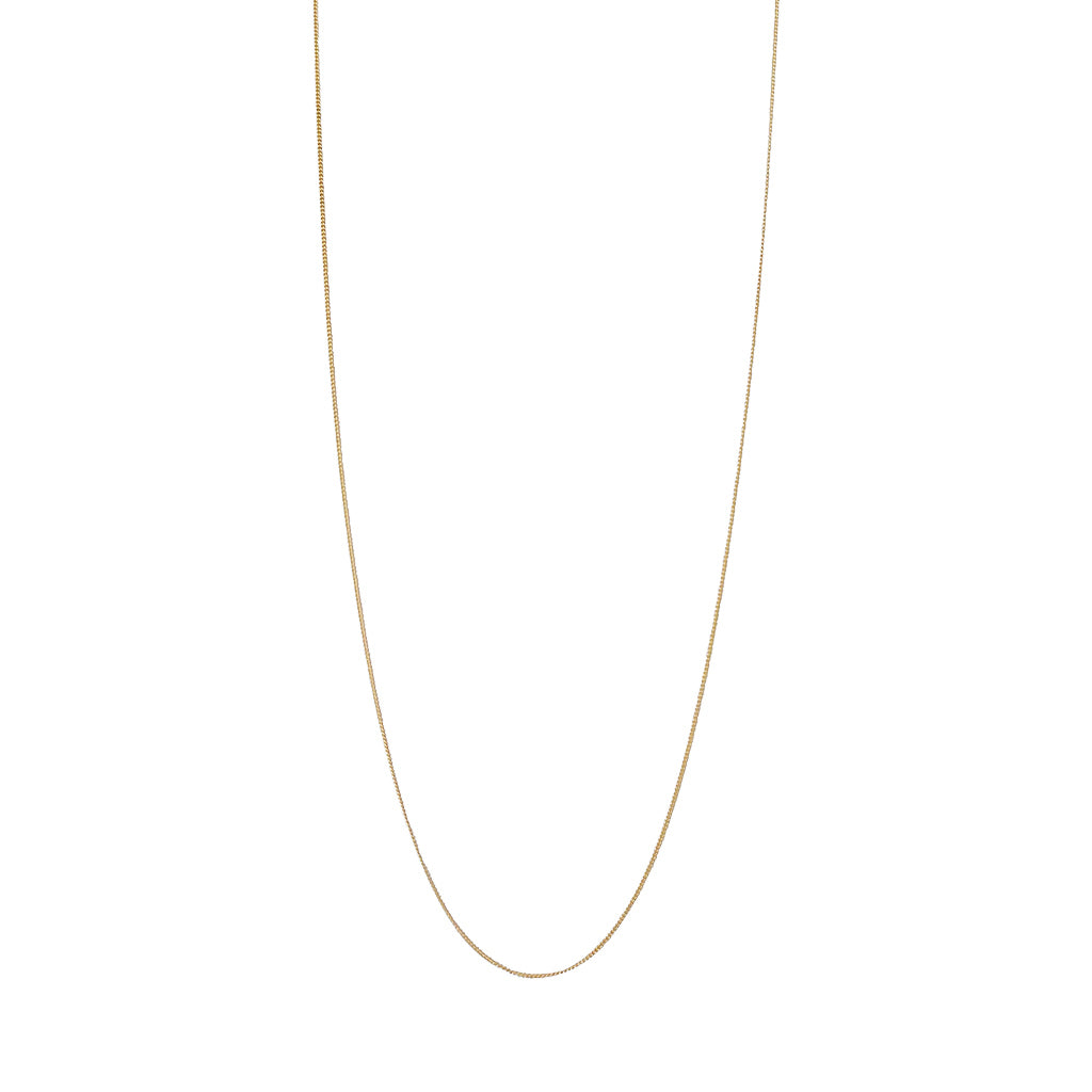 CHAIN 2 MICRON GOLD PLATED 70 CM