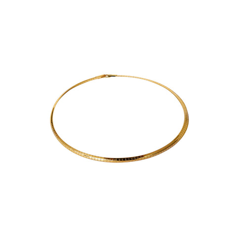 GINA SMALL GOLD NECKLACE