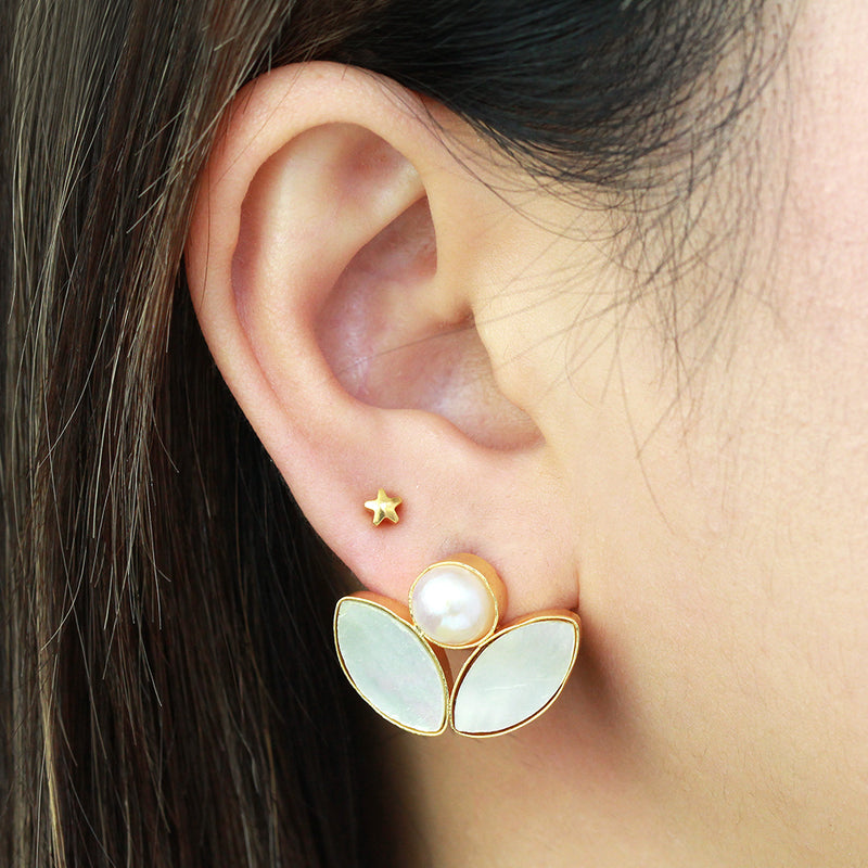 PIRJO PEARL EARRINGS