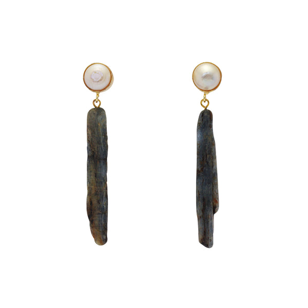 Kasia semi-precious earrings