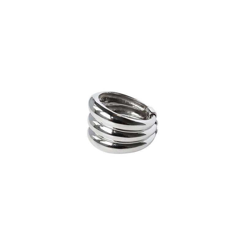 ISOKE STERLING SILVER RING