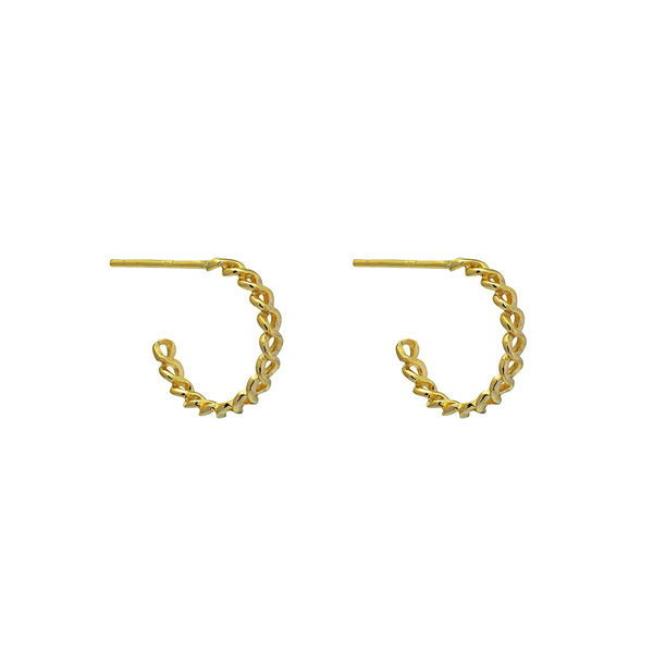 nell hoop earrings