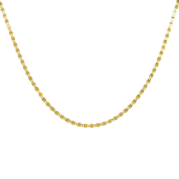 JURNEE GOLD PLATED NECKLACE
