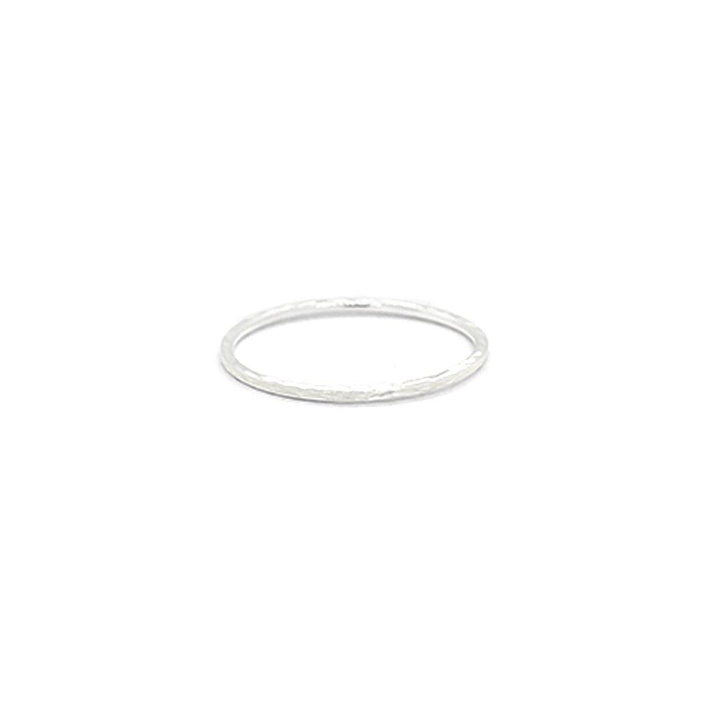 KAMBO STERLING SILVER TWIST RING