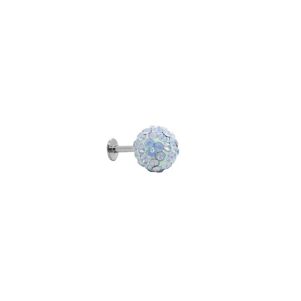 LABRET - BLUE CRYSTALS BALL