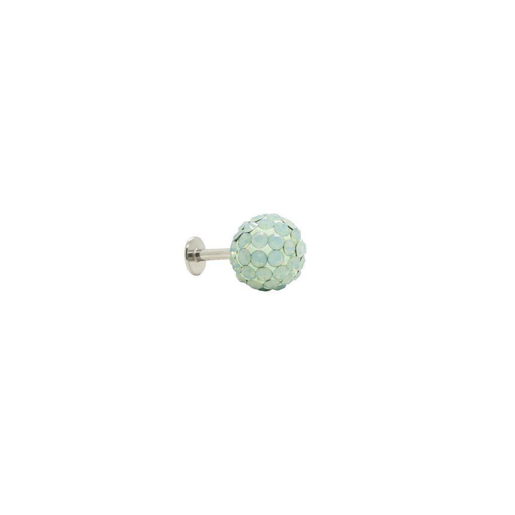 LABRET - GREEN CRYSTALS BALL