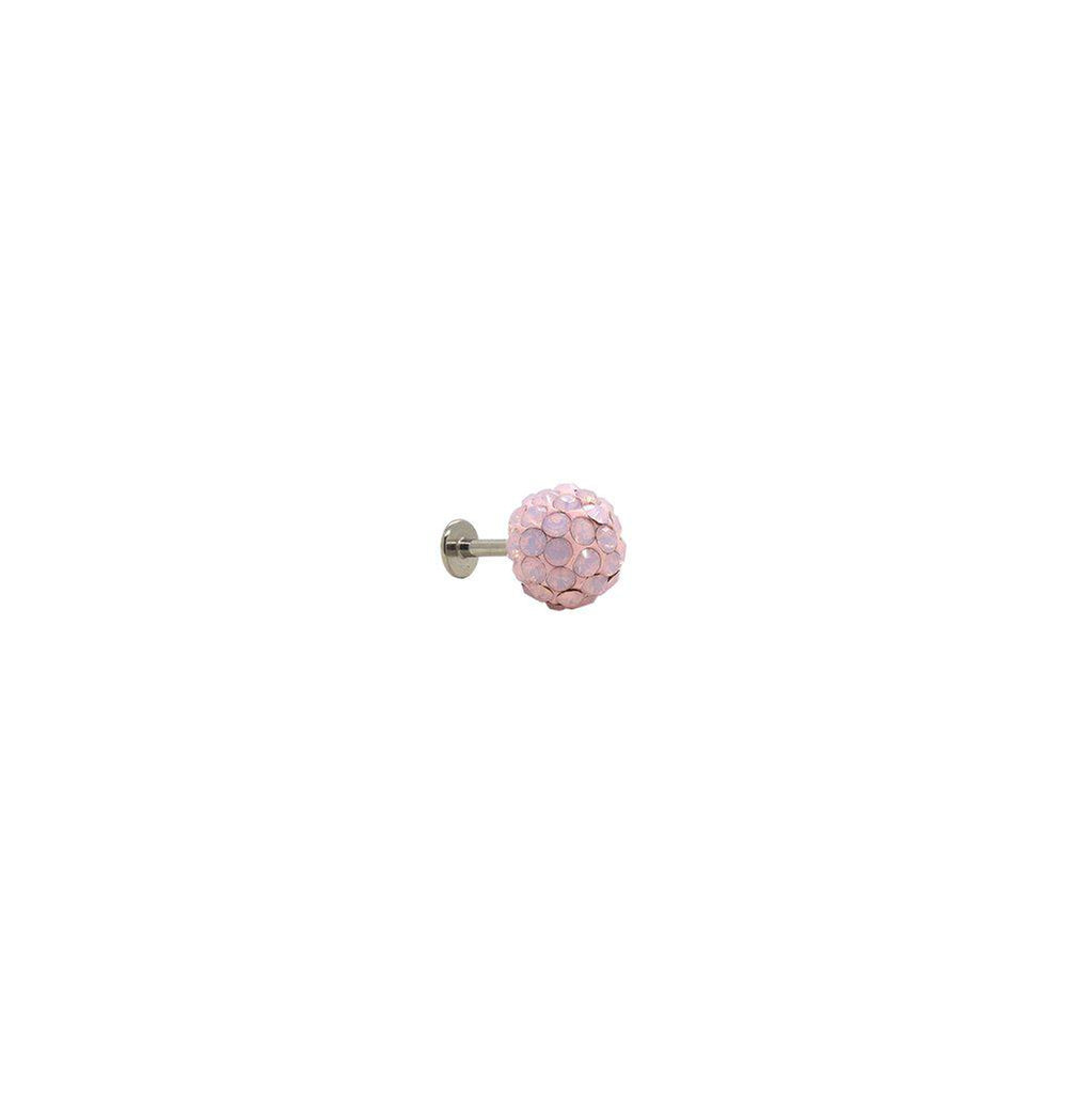 LABRET - PINK CRYSTALS BALL