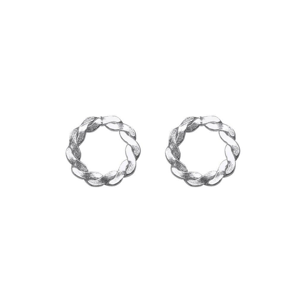 NIRIA STERLING SILVER STUDS