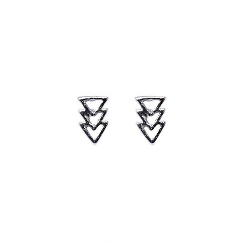 NOMI STERLING SILVER STUDS
